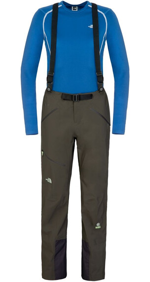 The North Face W's Point Five NG Pant Black Ink Green